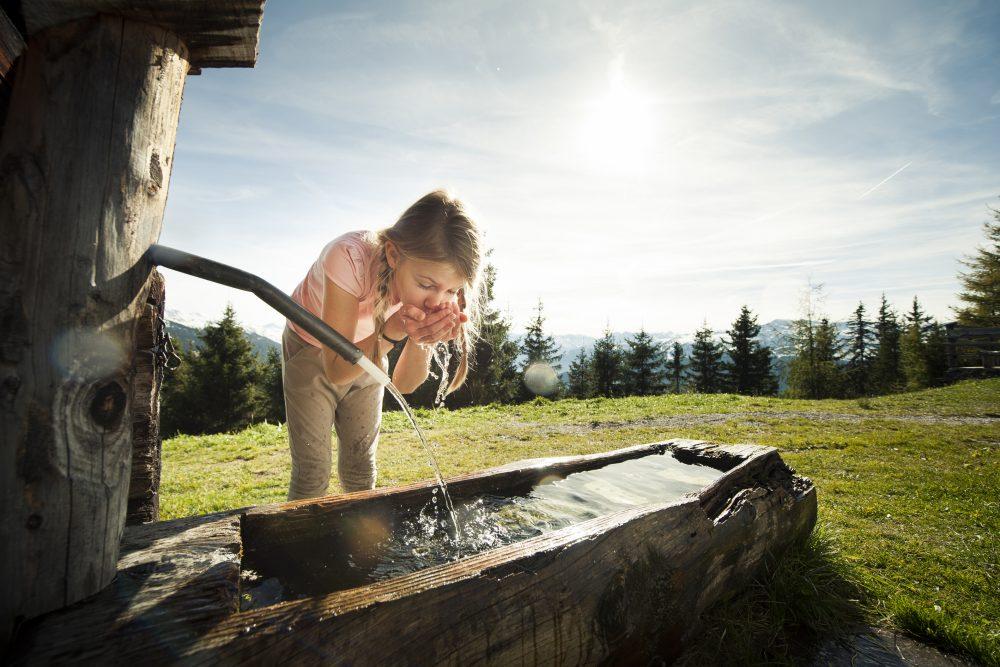 Sommerurlaub Zillertal